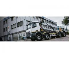 Mechanik Samochodów Ciężarowych Mercedes-Benz, DAF