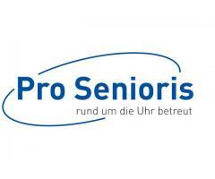 Seniorenbetreuung in der Schweiz