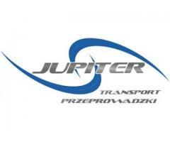 Transport przewóz antyków, dzieł sztuki, obrazów, rzeźb, zabytkowych mebli Jupiter Transport